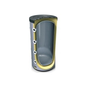 Container without coils