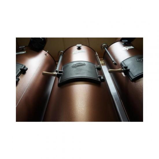 Long wood boiler 40kw