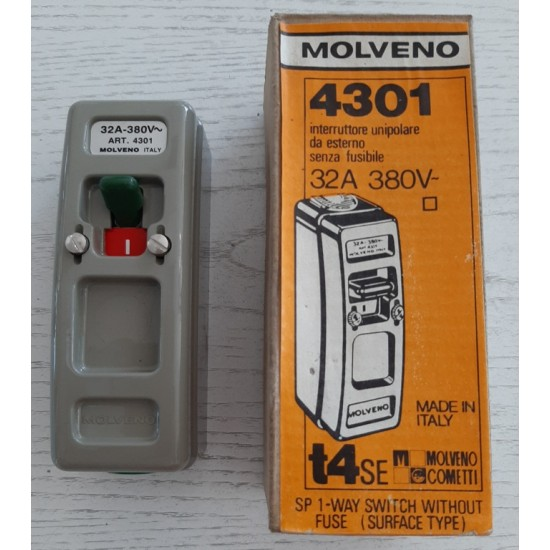 Switch 32A 380V Molveno