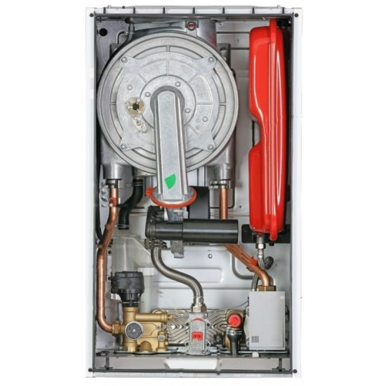 Condensing gas wall  boiler ncb 28kw Navien