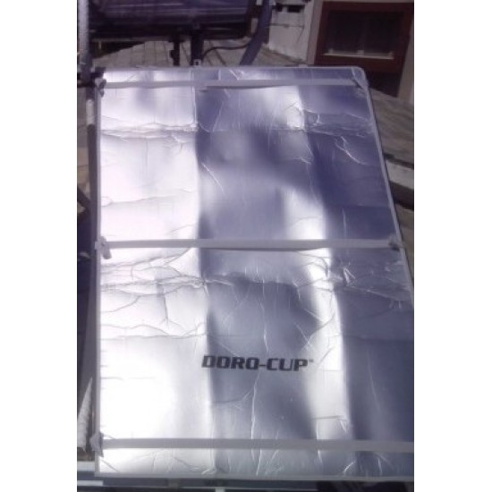 Solar collector cover 2 x 1,25m