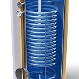 Boiler with heat pump