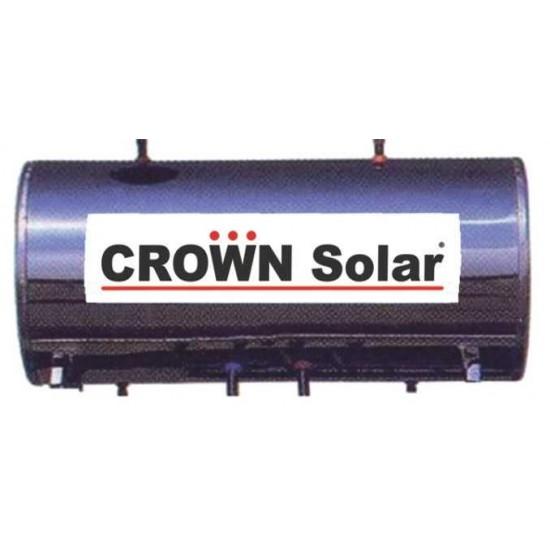 Solar water heater L160 horizontal o / c 2 tubes