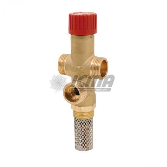 ICMA thermostatic expansion - filling valve
