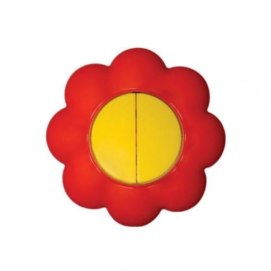 Double switch - flower