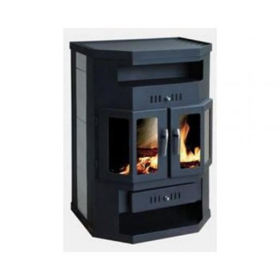 Wood energy stove KZS 400K