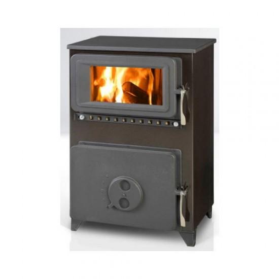 Wood cast iron stove Filex