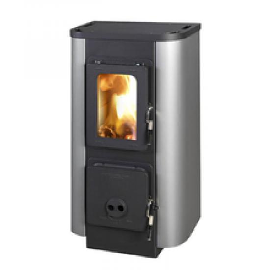 Wood cast iron stove Milan 2